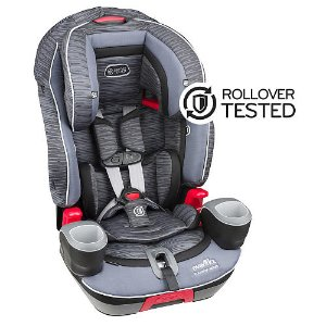 Evenflo Platinum Evolve 3-in-1 Combination Booster Car Seat - Imagination