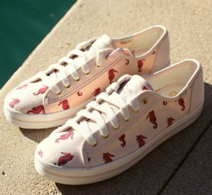 From $45 Keds for kate spade new york Sneakers @ kate spade