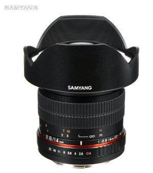 $269.95 Samyang 14mm Ultra Wide-Angle f/2.8 IF ED UMC Lens for Canon EF Mount