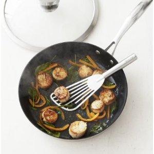 Scanpan® CTQ Nonstick Sauté Pan with Lid, 3.2 qt.