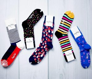 40% OffSitewide @ HappySocks.com, Dealmoon Exclusive!