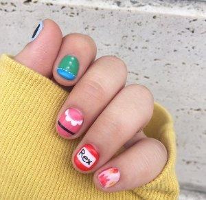 $15+免邮!韩国人气指甲贴可以在美国买到啦!韩国ONNU可爱指甲贴上新热卖