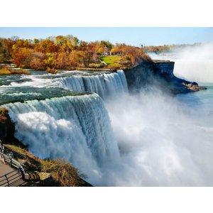 【7 Day NY+DC+Boston+Philadelphia+Niagara Fall Tour】
