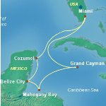 7 Days Caribbean-Western Carnival Splendor w/ Up to $1600 Cash Back