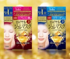 From $5.30 KOSE Premium Royal Jelly Mask @ Amazon Japan