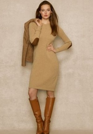 Today Only! Up to 65% Off + Extra 40% OffWomen's Sweater Dress @ Ralph Lauren