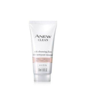 Anew Clean Foam Cleanser Mini | Avon