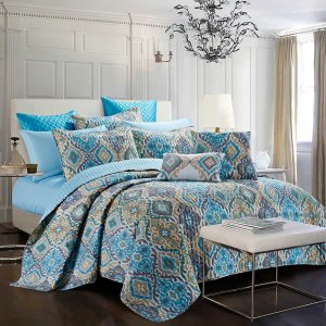 Select 9-Piece Reversible Quilt Sets @ Bed Bath and Beyond