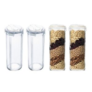 Glasslock 60 oz. Airtight Containers, 8-Piece Set