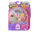 Shopkins 5 Pack Season 5 Charms | Claire's