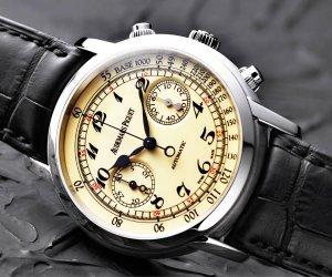 AUDEMARS PIGUET Jules Self Winding Chronograph White Gold Men's Watch