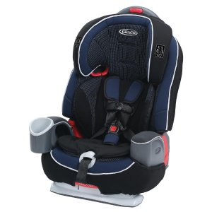 Graco Nautilus 65 LX 3-in-1 Car Seat