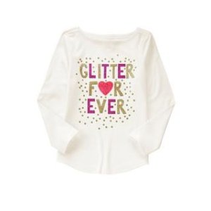 Glitter Forever Tee at Crazy 8