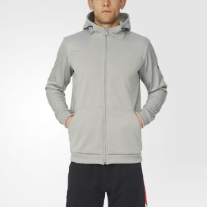 adidas D Rose 773 Hoodie Men's Grey