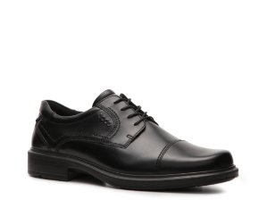 63.50 ECCO Men's Helsinki Cap-Toe Oxford Dress Shoe