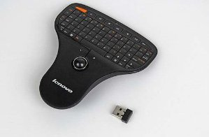 $29.99 Lenovo Handheld Keyboard and Mouse