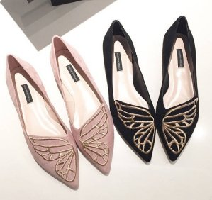 Extra 15% Off Sophia Webster Butterfly Patten Shoes @ Saks Fifth Avenue