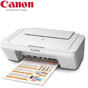 $19 Canon PIXMA MG2520 Inkjet Photo All-in-One Printer