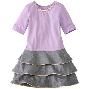Girls Shimmer & Twirl Dress | Girls Dresses