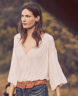 Up to 70% Off Tops on Sale @ Free People