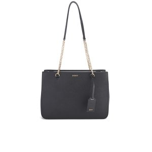 DKNY Women's Bryant Park Shopper Tote Bag - Black - Free UK Delivery over £50