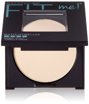 Maybelline New York Fit Me Matte Plus Poreless Powder, Translucent