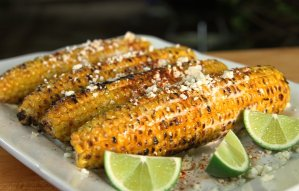 Cooking recipes! Grilled Mexican Street Corn (Elotes) @ Walmart