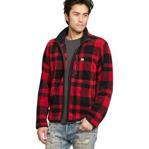 Ralph Lauren格纹外套