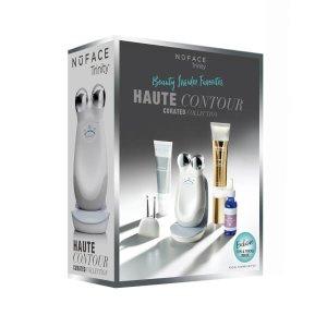 NuFACE Haute Contour Facial Toning Gift Set (Worth $597) - Skinstore