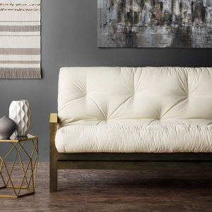 Full-size 8-inch Futon Mattress - Free Shipping Today - Overstock.com - 13203855
