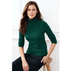 Women's Classic Cashmere Turtleneck Sweater