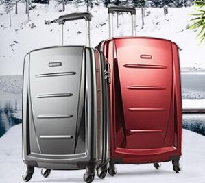 Extra 25% Off Select Luggage & Business Cases @ Samsonite