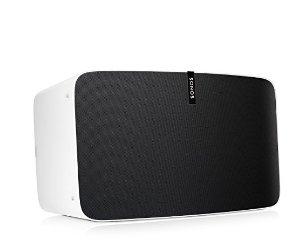 Sonos PLAY:5 Ultimate Wireless Smart Speaker for Streaming Music (White)