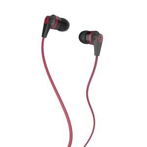 Skullcandy™ INKD 2.0 Earbud Headphones - Red