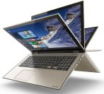 "$469 Toshiba Satellite Fusion L55W-C5357 Signature Edition 15.6"" FHD Touchscreen IPS 2-in-1 Laptop (i5-6200U 8GB 1TB)"