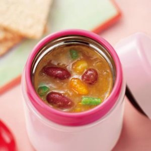 $21.5 Tiger MCA-B025-PF Stainless Steel Vacuum Insulated Soup Cup, 8 oz, Framboise Pink