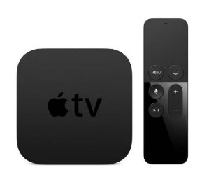 Apple TV (4th Generation) - 1080p - Wi-Fi (Choose 32 or 64 GB)