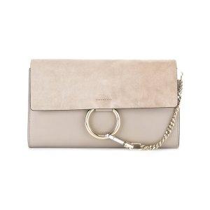 Chloé 'Faye' Clutch Bag