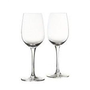 ANCHOR HOCKING 12oz Vienna Wine, Set of 4