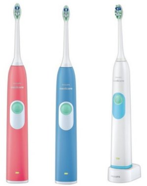 2016 Black Friday! $23.99 After Rebate Sonicare Series 2 Plaque Control Rechargeable Toothbrush