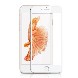 Willnorn Full Screen Coverage Protection Premium Tempered Glass Screen Protector for iPhone 6s / 6