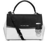 MICHAEL Michael Kors Ava Colorblock Small Top Handle Satchel, A Macy's Exclusive Style