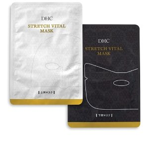 DHC Stretch Vital Mask | The Japanese Skincare and Makeup Experts | DHC