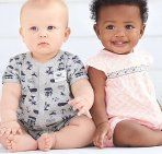 $5 Carter's婴儿夏季连体衣doorbuster促销
