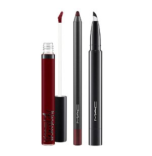 $35 ($64 value ) For the Black Plum Friday Kit @ MAC Cosmetics