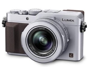 $697.99 + $200 Gift Card Panasonic Lumix DMC-LX100 Digital Camera