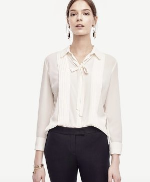 50% Off + Free Shipping With Petite Clothing Purchase @ Ann Taylor