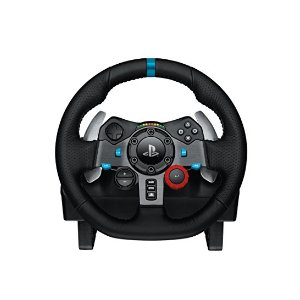 Logitech G29 Driving Force Racing Wheel (PS4, PS3) UK-Plug: Amazon.co.uk: Computers & Accessories
