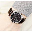 Lowest price! $362.50 Hamilton Men's Jazzmaster Analog Display Brown Watch