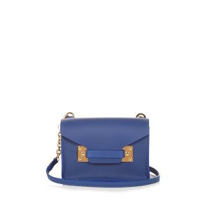 Milner Nano envelope leather cross-body bag Sophie Hulme